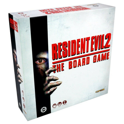 Resident Evil 2 The Board Game Multiplayer RE2 Steamforged Games STERE2-001