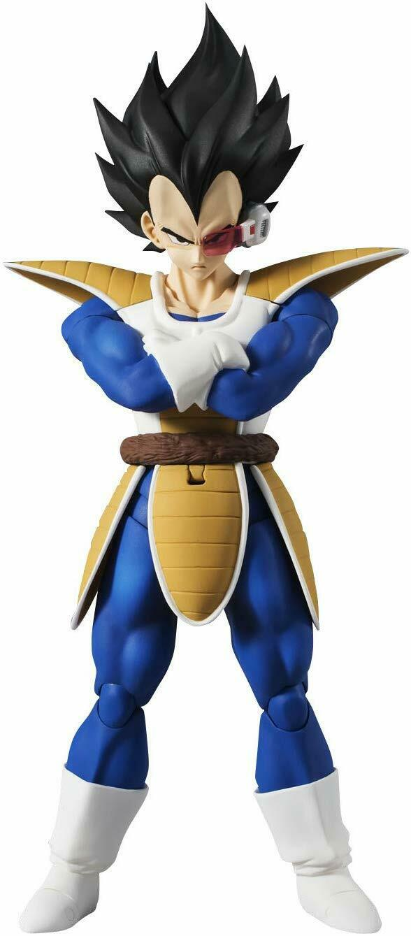 S.H. Figuarts Vegeta 2.0 Action Figure Saiyon Scouter Dragon Ball Z Super Bandai