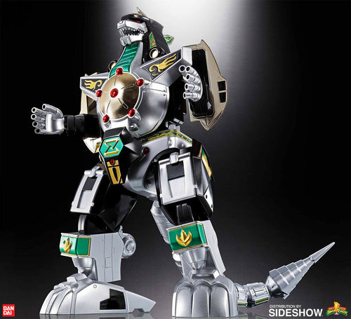 Power Rangers Dragonzord Action Figure Bandai Soul of Chogokin GX-78 Tamashii Nations