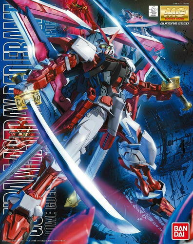 Bandai Gundam Astray Red Frame Kai MG Model Kit 1/100 Scale Hobby Kit