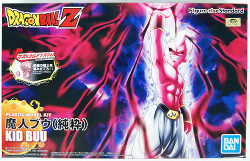 Bandai Dragon Ball Z Figure-Rise Standard Kid Buu Model Hobby Kit New Packaging