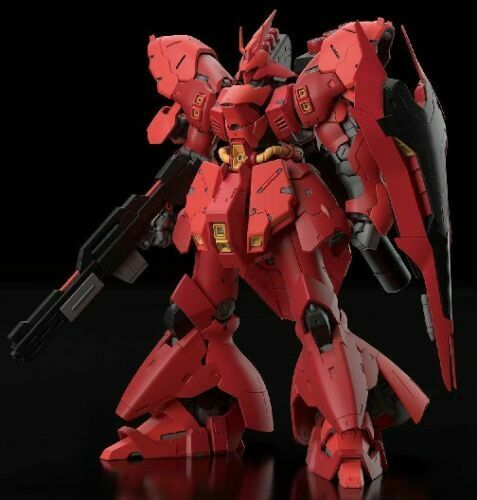 Gundam Sazabi Char's Counterattack Model Kit 1/144 RG #29 MSN-04 Bandai