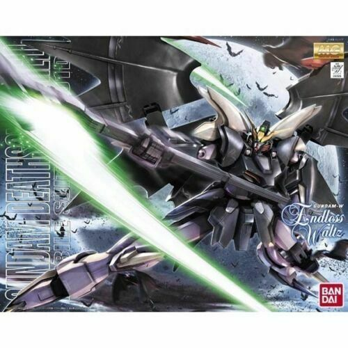Bandai Gundam Deathscythe Hell MG Model Kit 1/100 Scale Endless Waltz