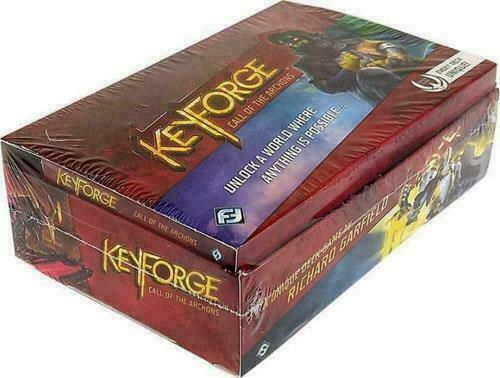 KeyForge Call of the Archons Display Box of 12 Decks