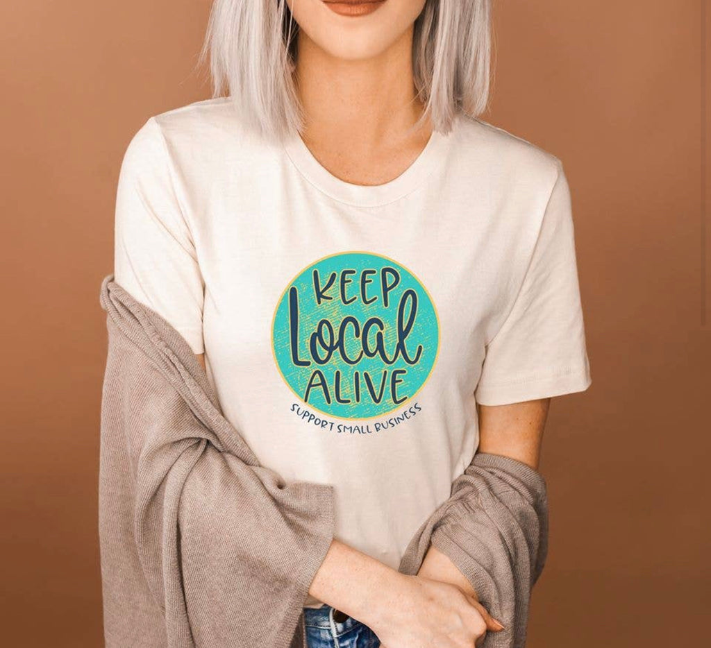 Keep Local Alive