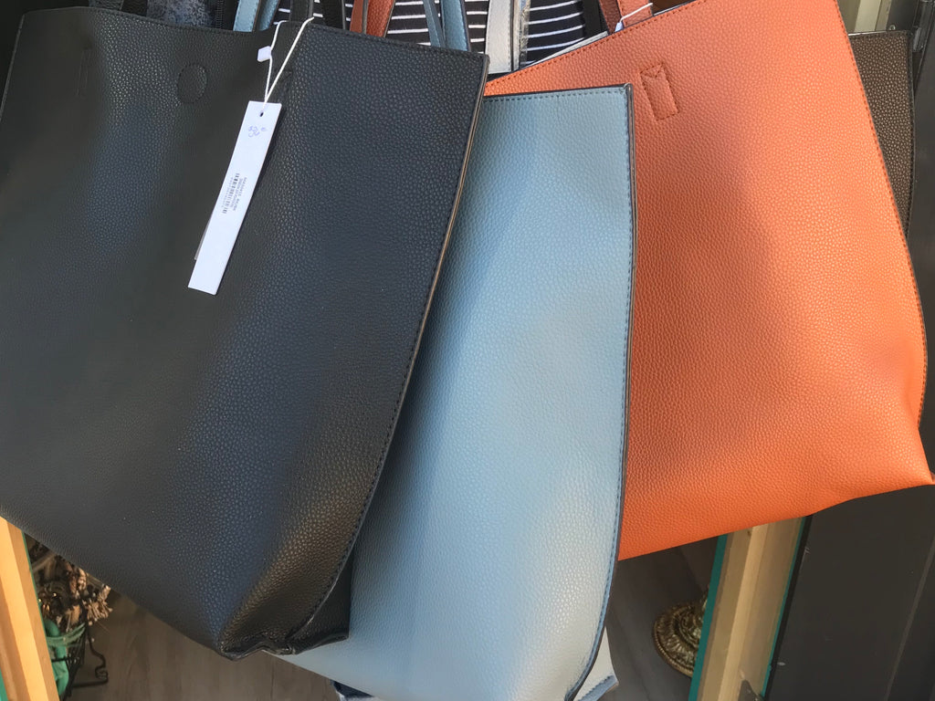 2 Piece large Tote Bag
