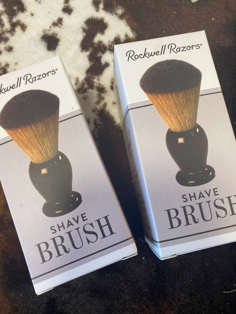 Shave Soap Brush