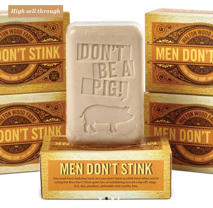 Men Don't Stink
