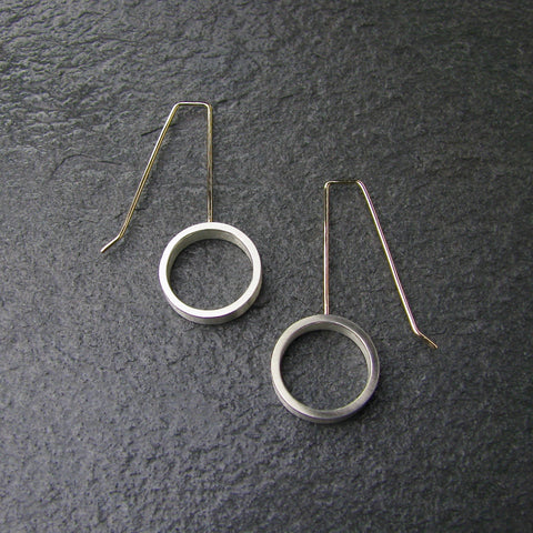 Ring earring