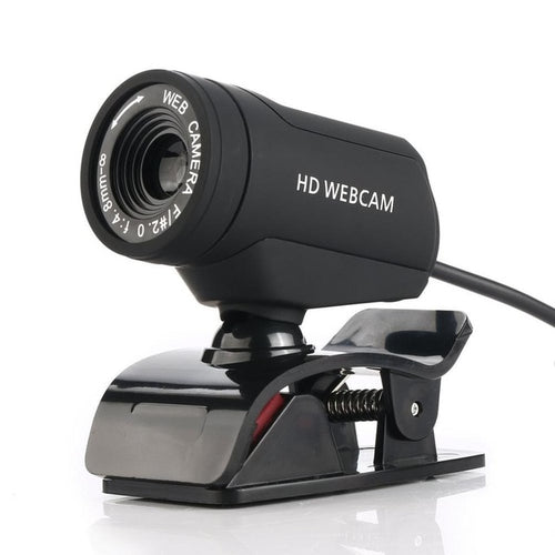 A7220D Webcam HD Web Camera Computer Built-in Microphone for Desktop PC Laptop USB Plug and Play for Video Calling HD Web Camera