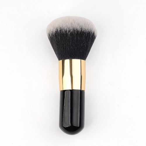 1 pc Makeup Brush Blush Cosmetic Tool Professional Soft Comfortable Portable Make Up Girls Beauty Accessories