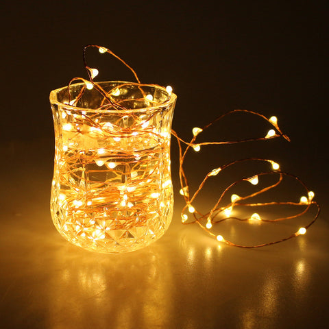 Mini LED Wire String Fairy Lights