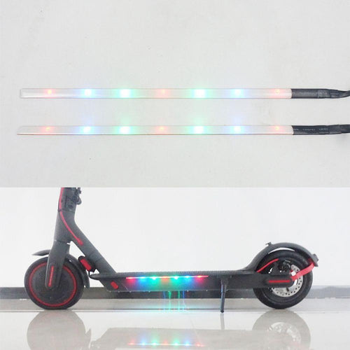 Professional Scooter Strip Light Colorful Night LED Light With Chassis For Millet M365 / M365 Pro Electric Scooter Accessories