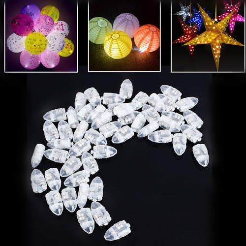 20pcs Mini neon party led light bulbs lamps balloon lights rave festival lantern led accessories home decoration accessories7