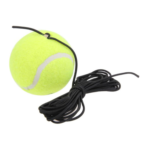 Single Package Drill Tennis Trainer Tennis Tool with String Replacement High Quality Rubber Woolen Training Tennis Accessories