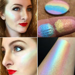 Rainbow Highlight Contouring Palette