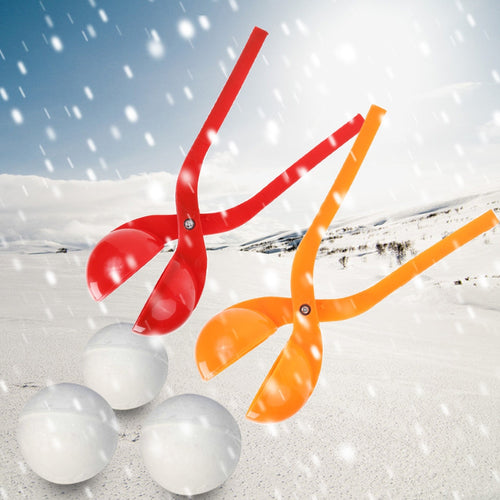 1PC Winter Snowball Maker Sand Mold Tool Snow Ball Maker Funny Compact Snowballs Fight Outdoor Sport Snow-balls Toy 13 Styles