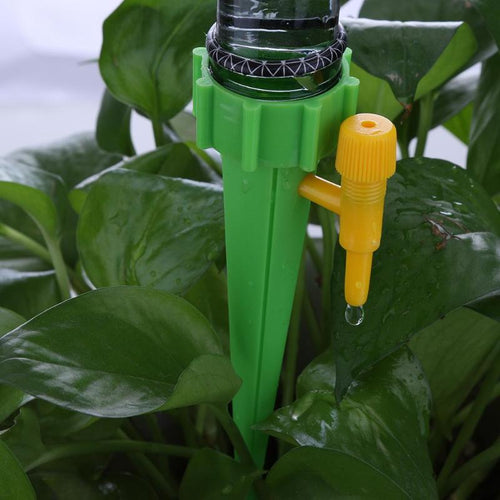 Automatic Watering Spike Auto Drip Irrigation Watering System Kit for Plants Flowerpot Irrigation Home Garden Supplies