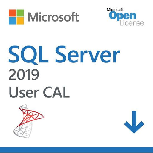 Microsoft SQL Server 2019 User CAL - Benson Computers