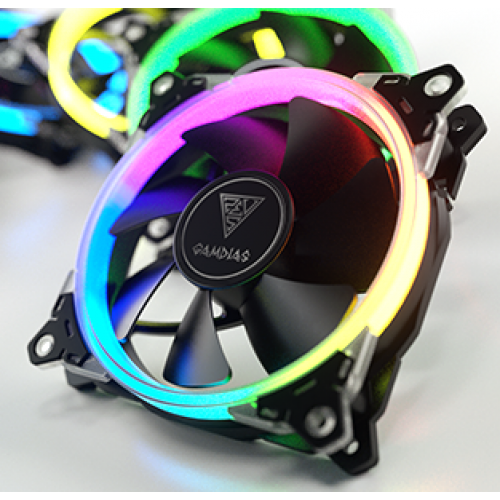 AEOLUS M1-1201 RGB CPU Fan - Benson Computers