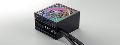 ASTRAPE M1 650 White RGB PowerSupply - Benson Computers