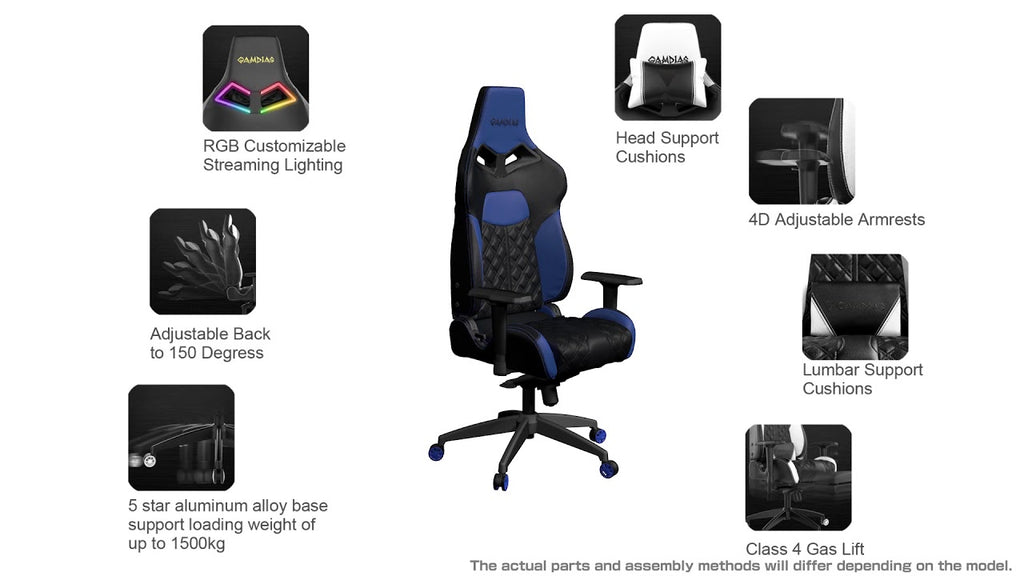 ACHILLES P1 L GAMING CHAIR - Benson Computers
