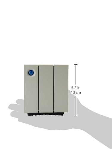 LACIE 2BIG STEY16000401 THUNDERBOLT™ 2 DESKTOP STORAGE 16TB