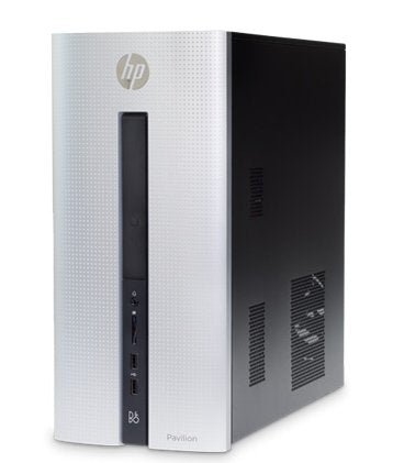 HP Pavilion 550-131d Desktop PC