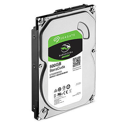 SEAGATE BARRACUDA (ST500DM009) 500GB HARD DRIVE