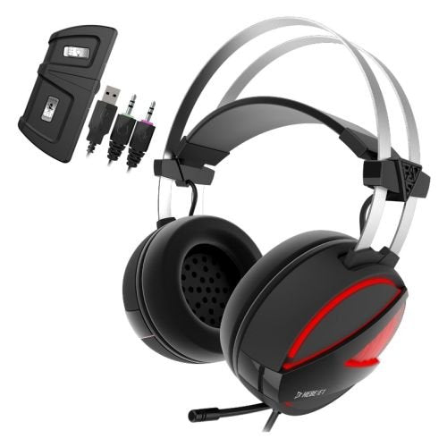 Hermes E2 Mechanical KB + Hebe E1 RGB ( 3.5 & USB ) Headset
