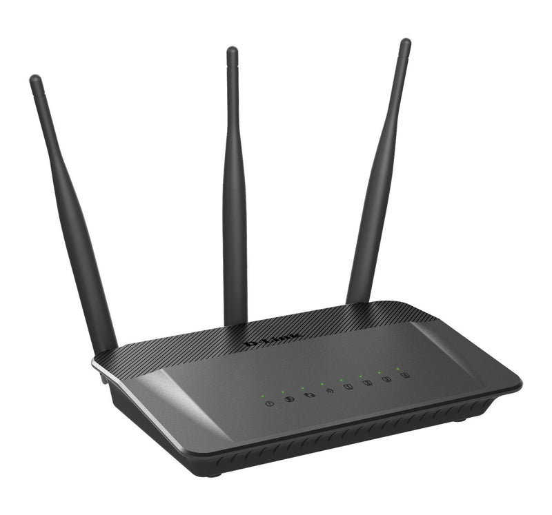 Wireless AC750 Dual Band Router (DIR-809/ESG)