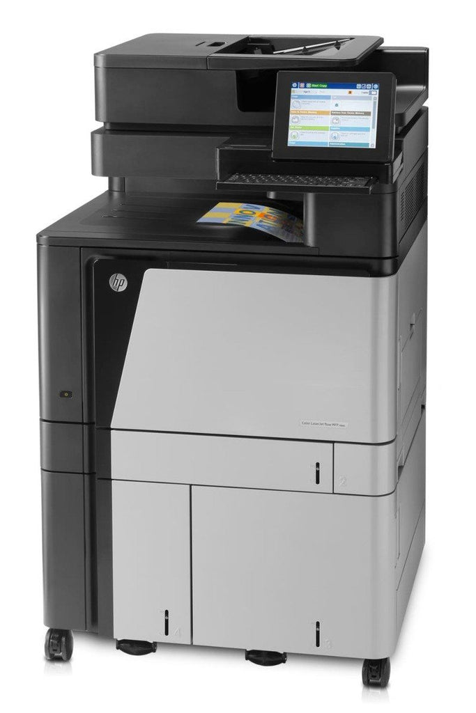 HP Color LaserJet Enterprise flow MFP M880z+ - Benson Computers