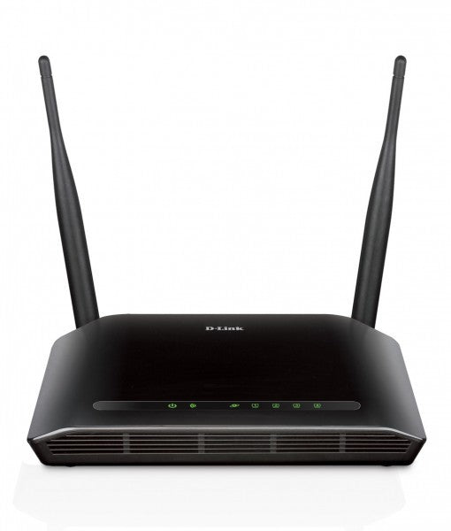 Wireless N 300 Mbps router (2.4 GHz) (DIR-612/E)