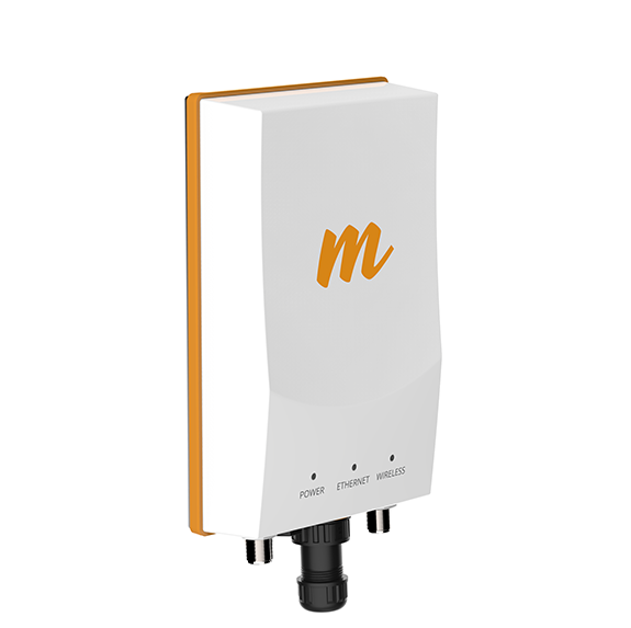Mimosa B5c,  5 GHz, 25 dBi, 1Gbps capable PTP backhaul with GPS