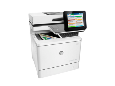 HP Color LaserJet Enterprise Flow MFP M577z(B5L48A) Office Laser Multifunction Printers