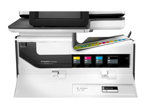 HP PageWide Enterprise Color MFP 586dn(G1W39A) PageWide Multifunction Printers
