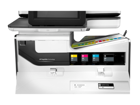 HP PageWide Enterprise Color Flow MFP 586z(G1W41A) PageWide Multifunction Printers