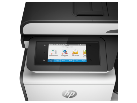HP PageWide Pro 577dw Multifunction Printer(D3Q21D) PageWide Multifunction Printers