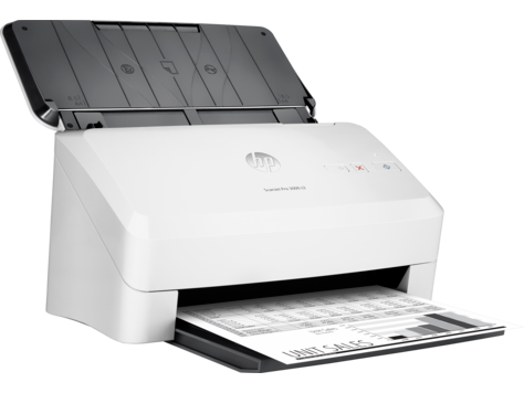 HP ScanJet Pro 3000 s3 Sheet-feed Scanner(L2753A) Document Scanners - Benson Computers