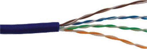 Cat 5e LAN cable (NCB-5EUBLUR-305) - Benson Computers