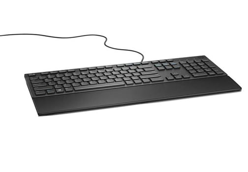 Dell Multimedia Keyboard-KB216 - US International (QWERTY) - Black - Benson Computers