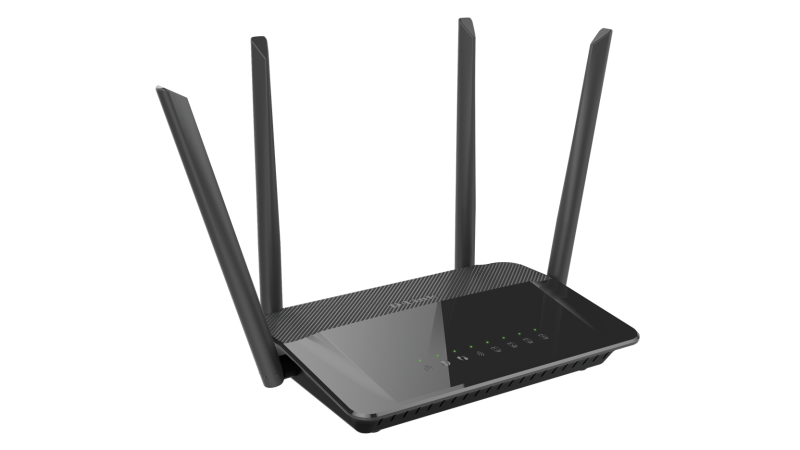 Wireless AC1200 Dual Band AC Router 2.4GHz and 5GHz (DIR-842/ESG)