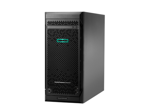 HPE ProLiant ML110 Gen10 4110 16GB-R S100i 4LFF SATA 550W PS-Benson Computers