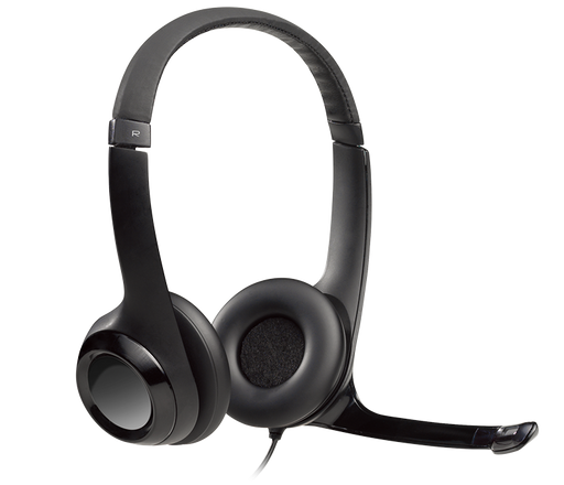 Logitech H390 USB COMPUTER HEADSET - Benson Computers
