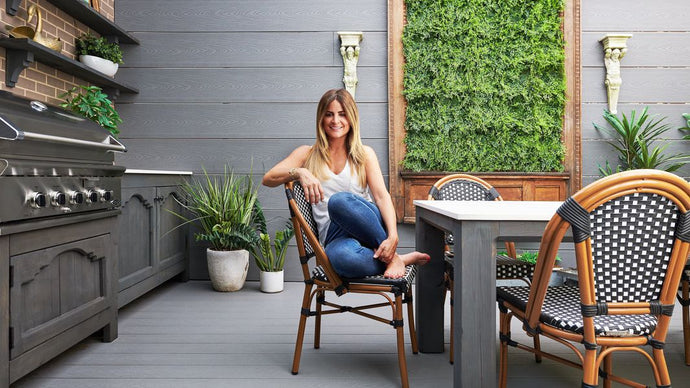 AJC - How to create a stylish, functional outdoor space this summer