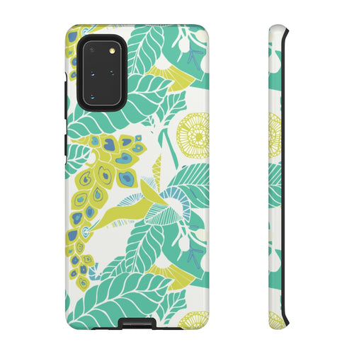 Green Papaya Phone Case