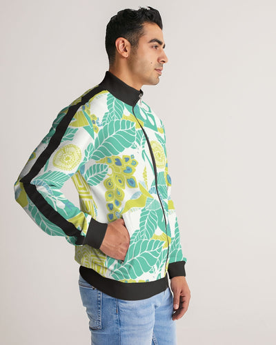 Green Papaya Unisex Track Jacket