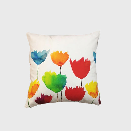 Flower Power Pillow Cover