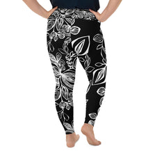 Jungle City Plus Size Leggings