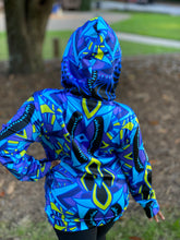 Wakanda for Now Kids Hoodie